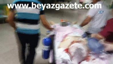 polis ekipleri - Samsun'da silahlı kavga: 4 ölü, 1 yaralı