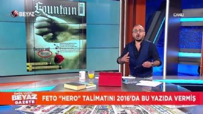 ''Hero'' yazılı tişörtü giyenler gözaltına alınıyor
