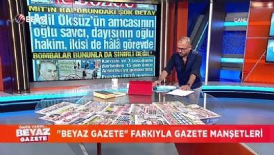 Ömür Varol'la Beyaz Gazete 25 Temmuz 2017