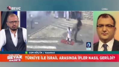 İsrail'den Türkiye'ye ''Hadsiz'' göndermeler