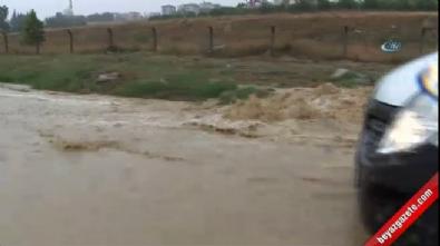 İstanbul'da şiddetli yağış