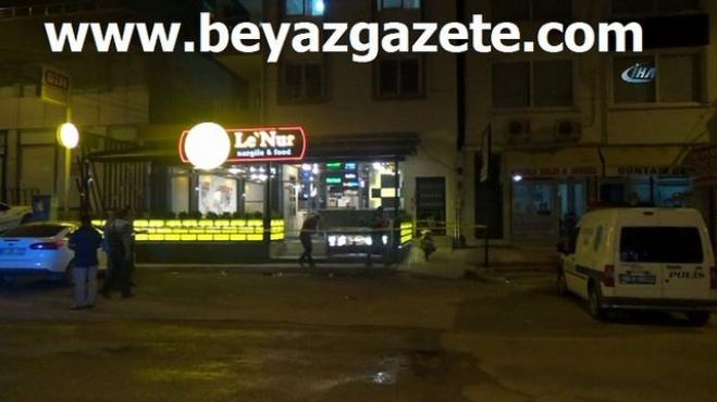 silahli catisma - Osmaniye Kadirli'de silahlı saldırı: 1 ölü, 1 yaralı