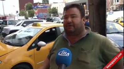 Araçları zarar gören İstanbullu sanayiye akın etti