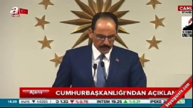 Cumhurbaşkanı Erdoğan, demokrasi nöbetine katılacak