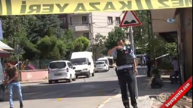 Sancaktepe'de polis ile soyguncular çatıştı: 4 yaralı