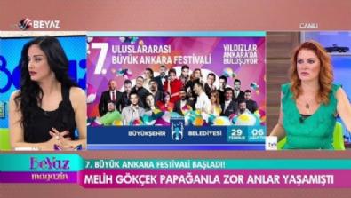 7. Büyük Ankara Festivali - 7. Büyük Ankara Festivali 6 Ağustos'a kadar devam edecek!