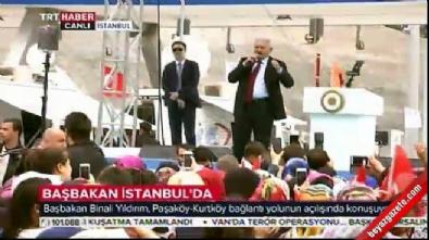 basbakan - Başbakan Yıldırım'dan Kılıçdaroğlu'na: Tıpış tıpış yürüyorsun
