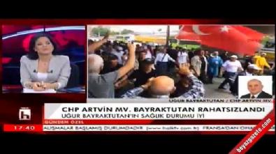 milletvekili - CHP Milletvekili Uğur Bayraktutan rahatsızlanarak hastaneye kaldırıldı