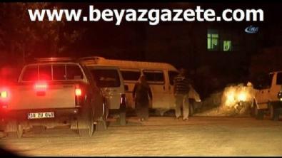 polis ekipleri - Kayseri İncesu'da 2 aile birbirine girdi: 2 ölü 15 yaralı