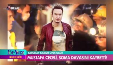 Mustafa Ceceli 'Soma' davasını kaybetti!