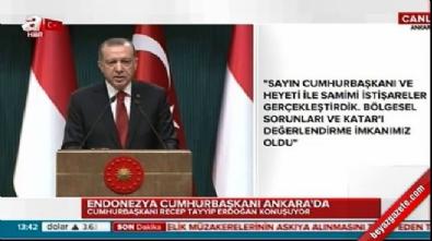 Cumhurbaşkanı Erdoğan: 3 binin üzerinde DEAŞ'lı teröristi etkisiz hale getirdik