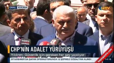 basbakan - Başbakan Yıldırım: Kabak tadı vermeye başladı