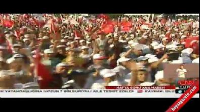Kılıçdaroğlu: 9 Temmuz yeni bir adımdır (CHP Adalet Mitingi)