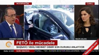 Bakırköy Başsavcı Vekili Mehmet Demir: Kamuda 400 bin FETÖ'cü var