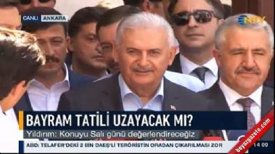 basbakan - Başbakan Yıldırım: Kılıçdaroğlu'nun aklı başına gelmiş