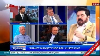 Savcı Sayan: Enis Berberoğlu konuşacak