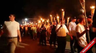 ABD'de 'Irkçı' yürüyüş