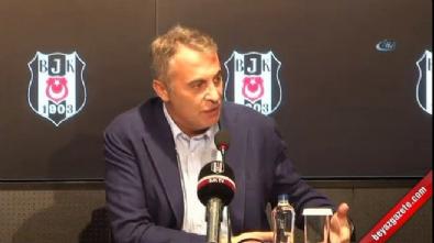 Fikret Orman: Beşiktaş üzerinde oynanan oyunları görmüyor değiliz