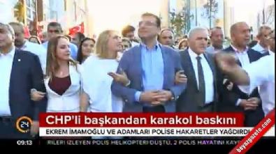chp - CHP'li belediye başkanı karakol bastı