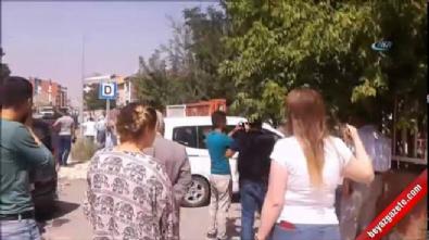 Halk Sağlığı Müdürlüğü'nde ateş açıp iki çalışanı rehin aldı