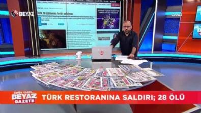 Türk restoranına saldırı; çok sayıda ölü var