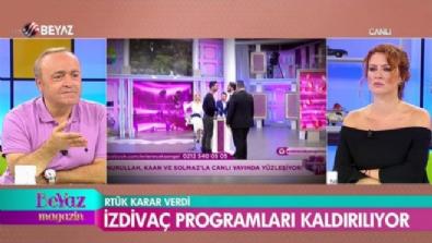 Evlilik Programları - İzdivaç programları kaldırılıyor!