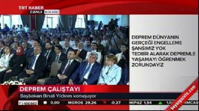 basbakan - Başbakan Yıldırım: Ankara depremden bihaber kalmıştır