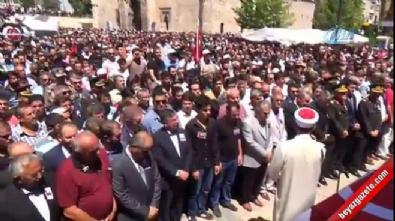 pkk teror orgutu - Şehit Uzman Çavuş gözyaşlarıyla son yolculuğuna uğurlandı
