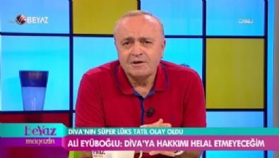 Ali Eyüboğlu: Bülent Ersoy'a hakkımı helal etmeyeceğim!