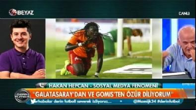 Ahmet Çakar'dan Hakan Hepcan'a tepki