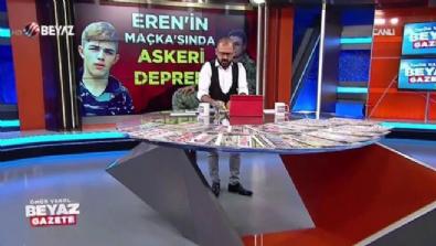 Eren'in şehit düştüğü Maçka'da ''FETÖ'' gözaltısı