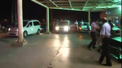 silahli kavga - Adana'da iki aile birbirine girdi