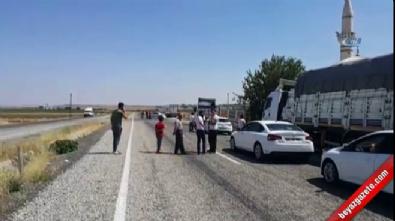 Diyarbakır'da askeri aracın geçişinde patlama: Yaralılar var