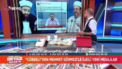 ''Cübbeli''nin şok mesajı büyük tartışma yarattı!