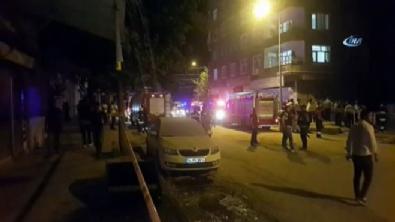 Diyarbakır'da tahliye edilen bina çöktü