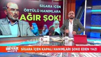 Prof. Dr. Hayrettin Karaman'dan şok çıkış