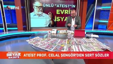 Celal Şengör: Türkiye'yi parçalayacaklar