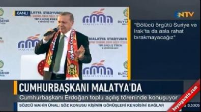 Erdoğan: Darbecilerin kıyafeti badem içinin koyusu bir renk olacak