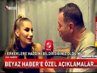 İrem Derici ve Mustafa Ceceli'den Beyaz Tv'ye özel açıklamalar
