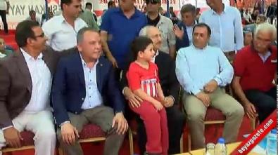 CHP Genel Başkanı Kılıçdaroğlu Antalya'da er meydanında