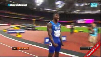Usain Bolt'tan kötü veda