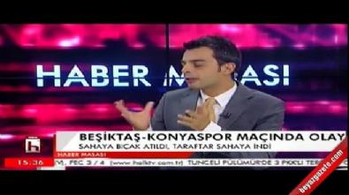 Halk TV sunucusundan hakemlere boykot çağrısı