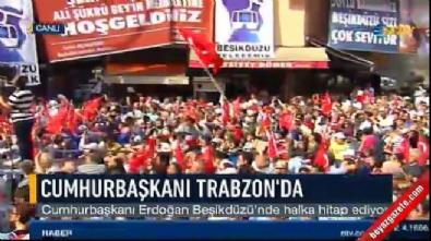 Cumhurbaşkanı Erdoğan'dan Kılıçdaroğlu'na adalet göndermesi