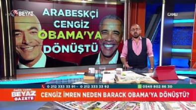 Cengiz İmren, neden Barack Obama'ya dönüştü?