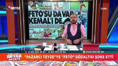 Tuncay Özkan ''Çok Gizli'' belgeyi anlattı