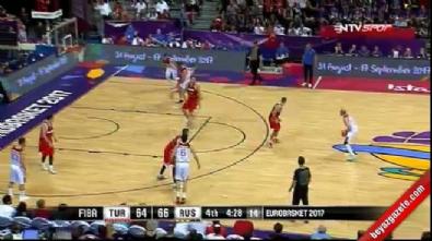 Furkan Korkmaz'dan muhteşem basket