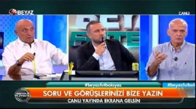 Ahmet Çakar: Quaresma, hakem Ali Palabıyık'a kasıtlı çarptı