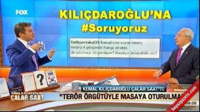 chp - Kılıçdaroğlu: Siyaseti bırakırım