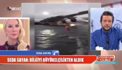 Seda Sayan, Söylemezsem Olmaz'a bağlandı!