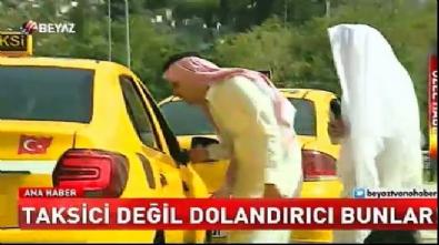 İstanbul'da sarı vurgun!